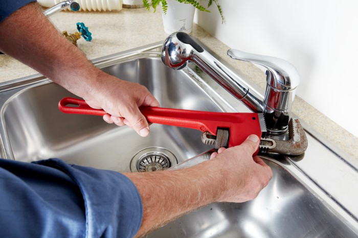 dépannage robinet